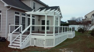 deck accessories gaithersburg maryland