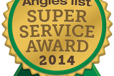DeckMaster™ Earns Angie's List Super Service Award