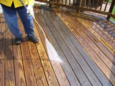 deck cleaning germantown md