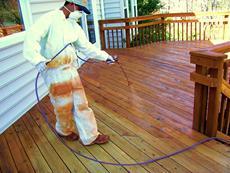 Deck Sealing & Staining
