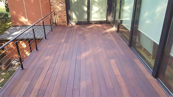 wood deck gaithersburg