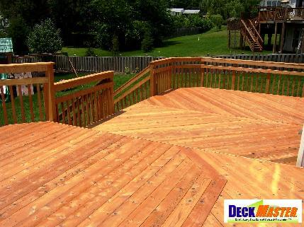 deck cleaning silver spring va