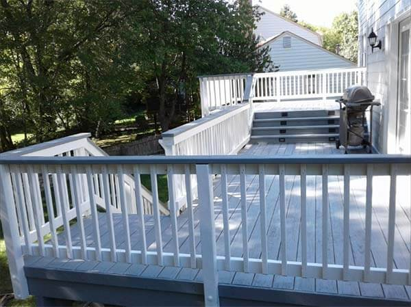 deck construction maryland