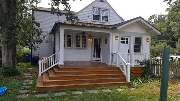 deck and wood porch cleaning gaithersburg