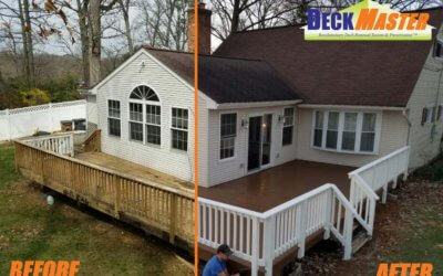 DeckMaster Does It All and Takes Pride in the Results!