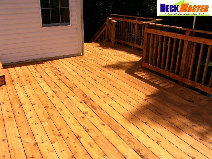 deck sanding and repair gaithersburg md