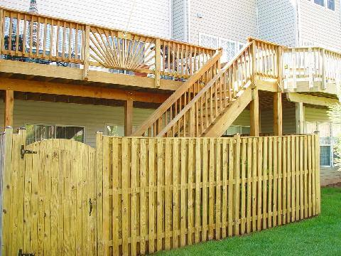fence repair gaithersburg md
