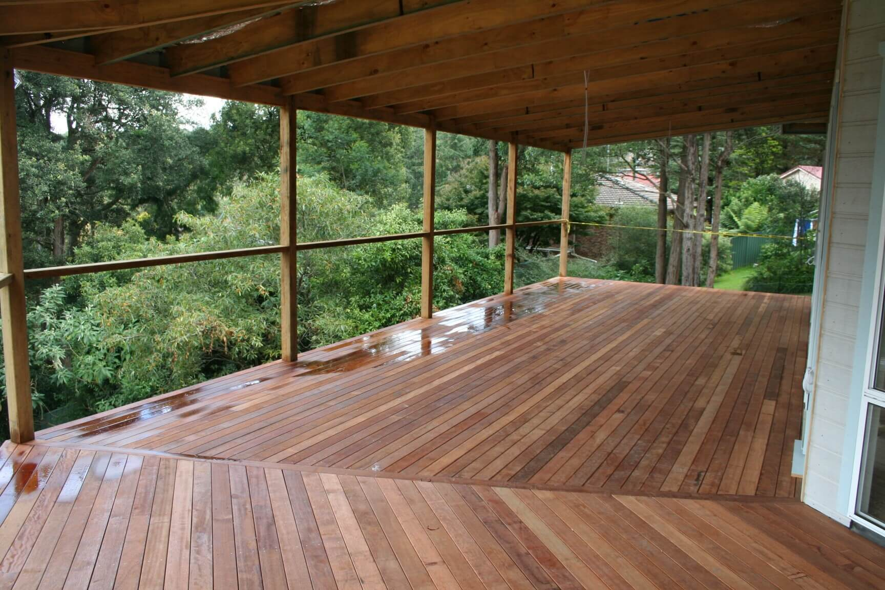 deck construction in maryland