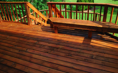How To Restore Your Deck After a Harsh Winter