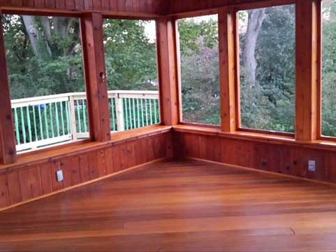 caring for exotic wood decks