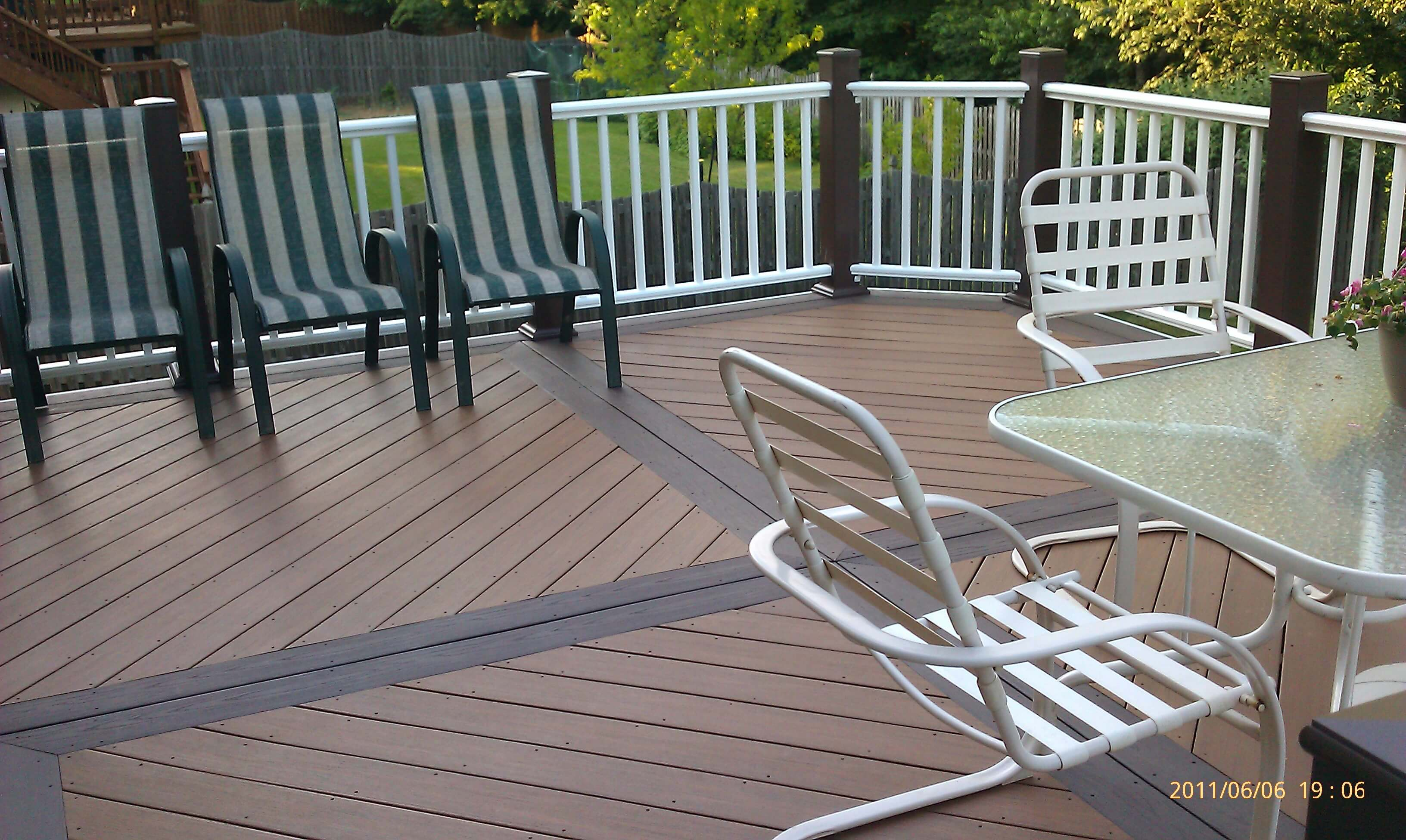 deck building after photo gaithersburg