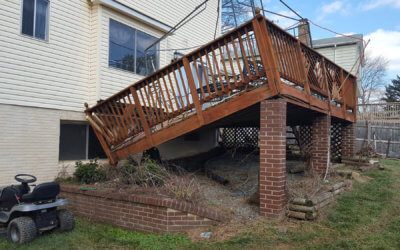 How to Prevent Your Deck From Collapsing