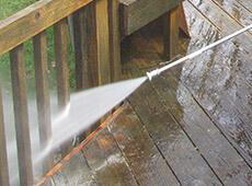 deck staining gaithersburg md