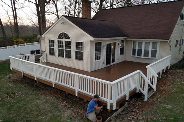 deck building services in maryland and virginia