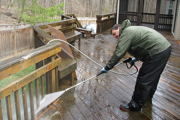 deck maintenance services in maryland and virginia