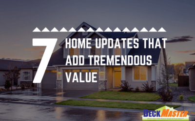 7 Home Updates That Add Tremendous Value