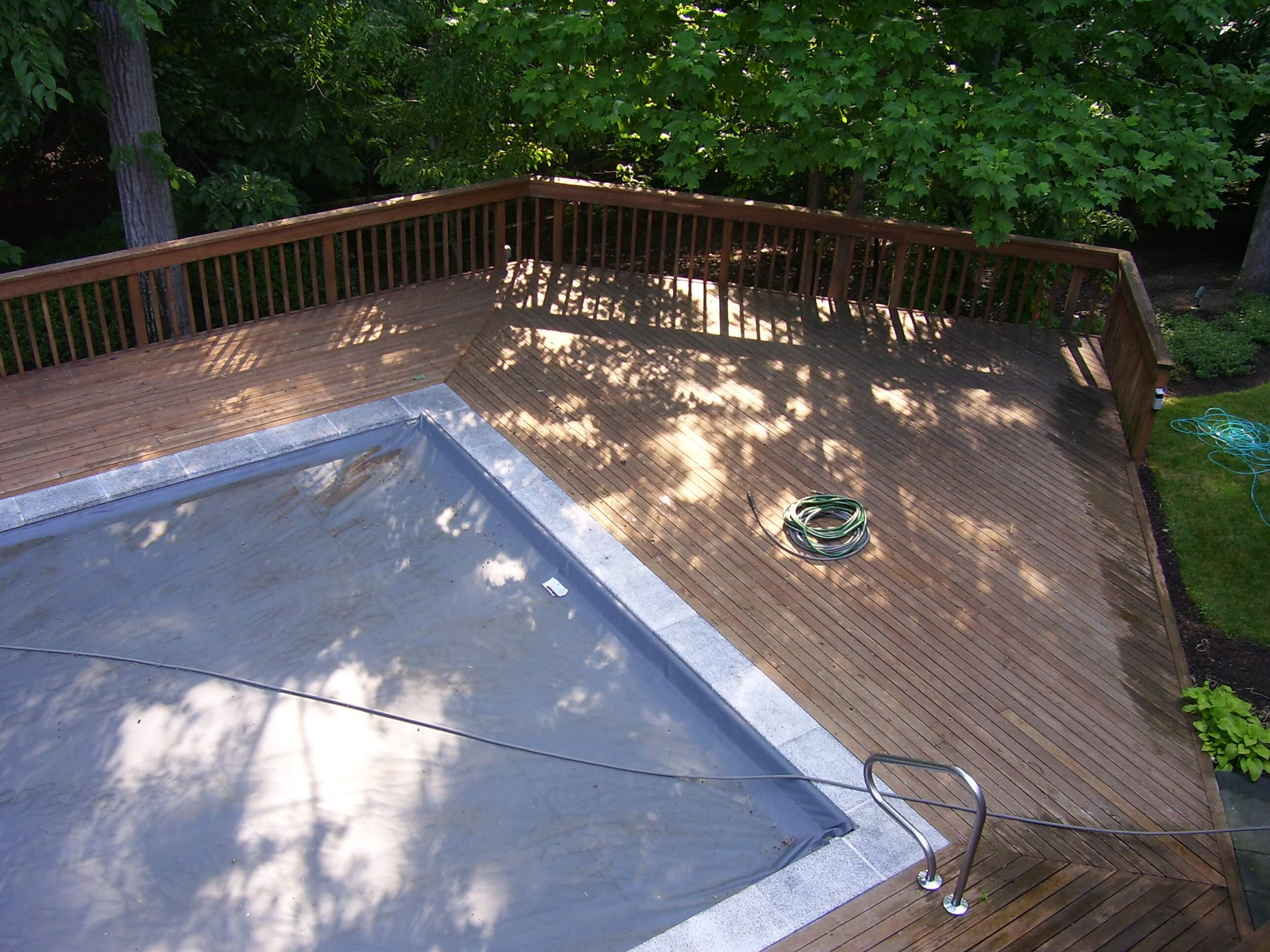 deck cleaning gaithersburg md