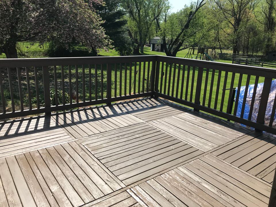 deck maintenance maryland