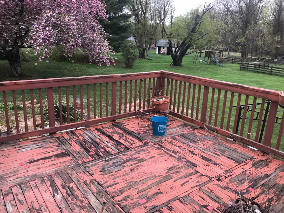 deck sealing gaithersburg md